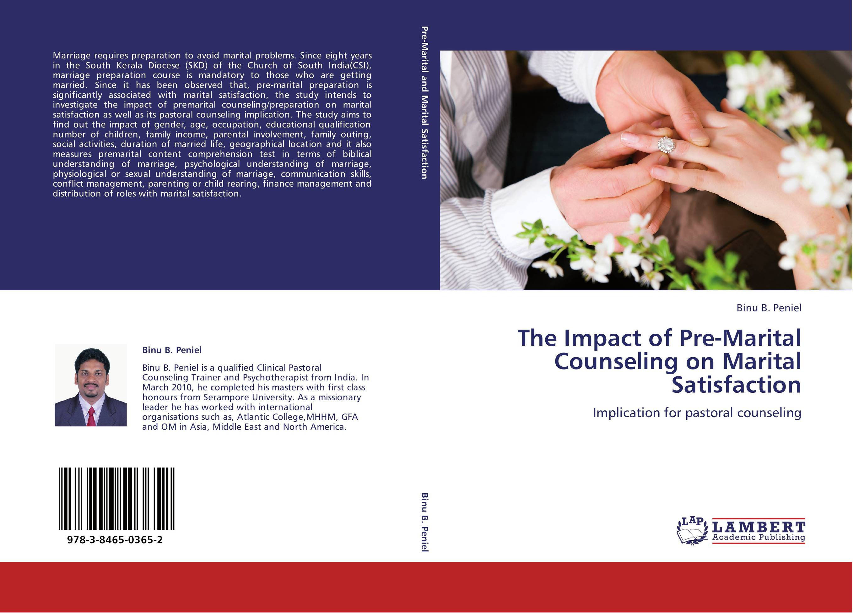 bereavement pastoral counseling thesis Appropriate pastoral care and counseling for pastors through the statistical data, survey, interviews and model of hope established, pastors will understand the significance of marriage and family and will seek the help.