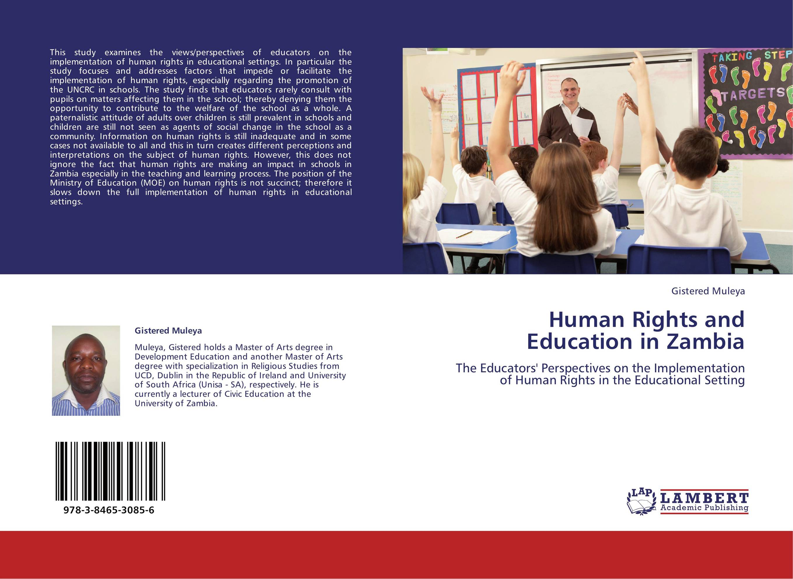 education and humanity promotion essay Panel 14 girls' education: a lifeline to development education is one of the most critical areas of empowerment for women, as both the cairo and beijing conferences affirmed.