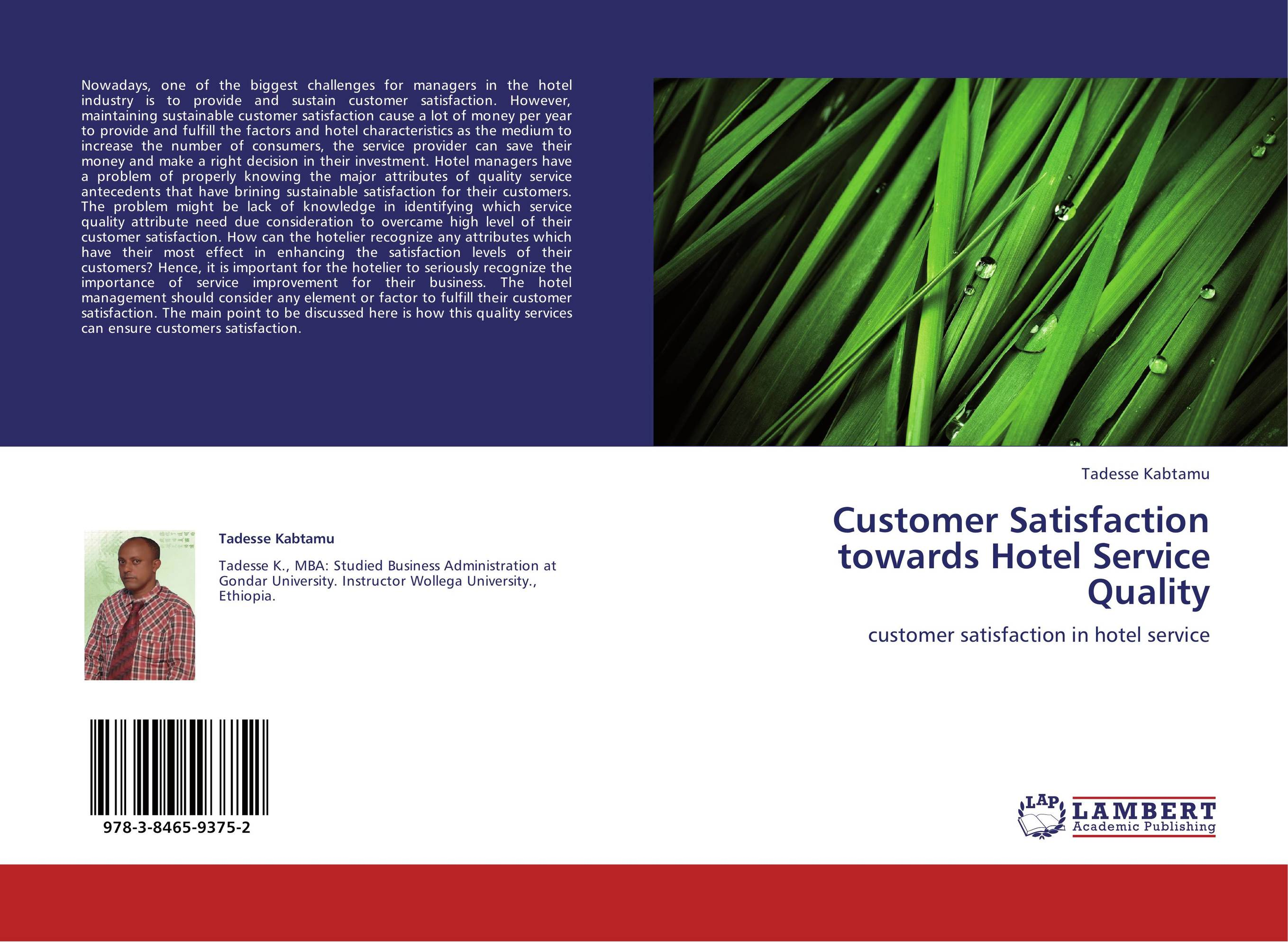 service quality and customer satisfaction of commercial banks To identify the best service quality among the commercial banks literature review customer is the person or group that is the direct beneficiary of a project or service.