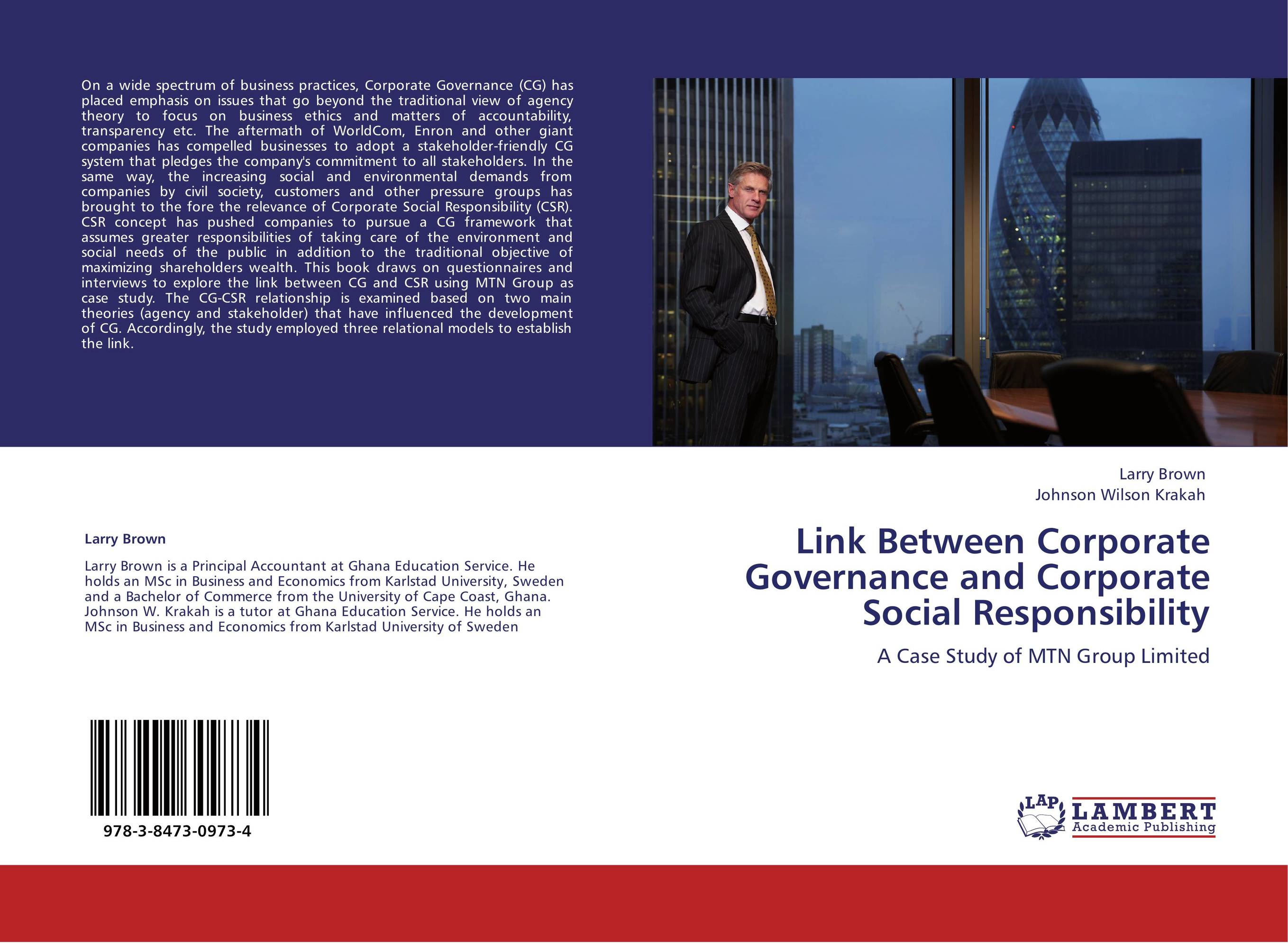 agency problem and corporate governance Agency theory: a cause of failure in corporate governance  international comparisons illustrate different approaches to the problem of corporate governance.