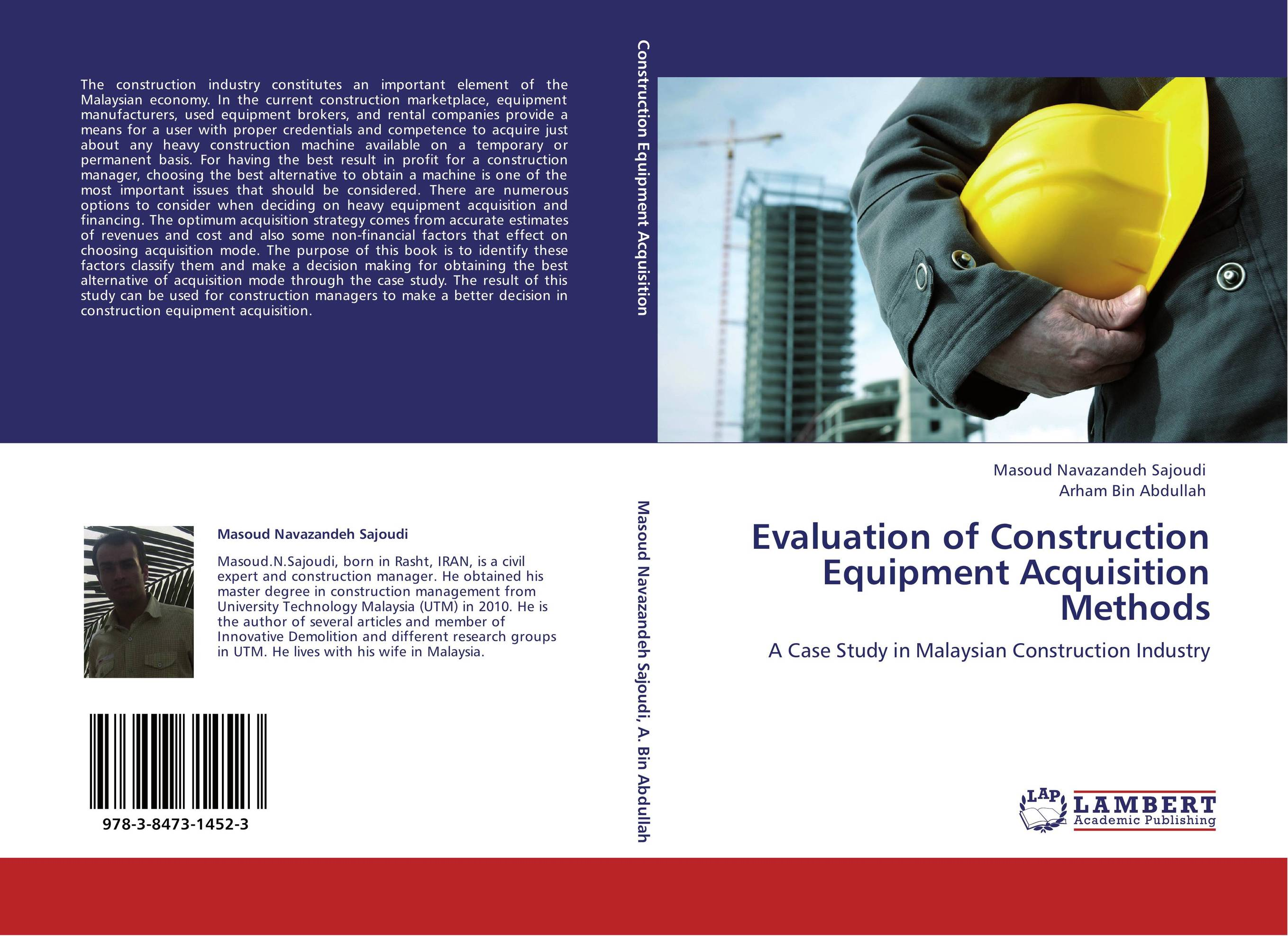 causes and effects of delay in malaysian construction construction essay Delay in construction project has a negative effect on clients, contractors, and consultants in terms of growth in adversarial relationships, mistrust, litigation, arbitration, and cash-flow problems a construction project may be regarded as a successful endeavor until it satisfies the cost, time, and.