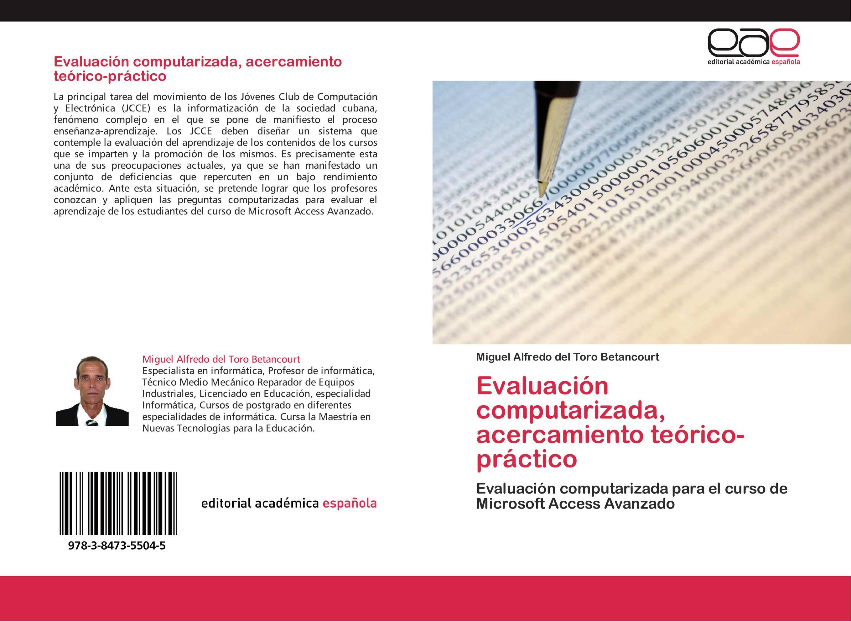 Evaluación computarizada, acercamiento teórico-práctico