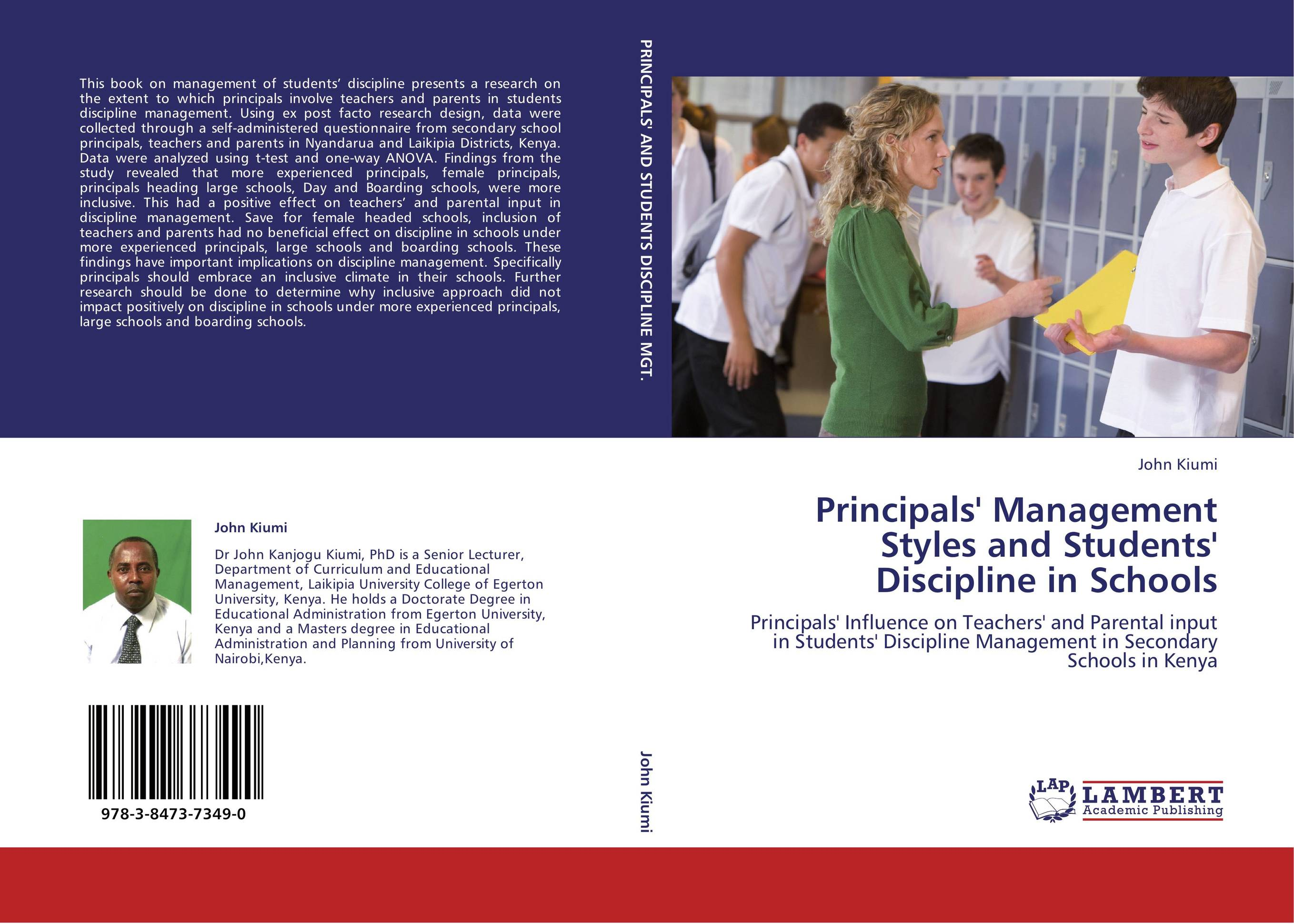 discipline and management different yet related essay Management and organization behavior for several decades leadership is a topic of interest, study and debate in almost every professional community worldwide.