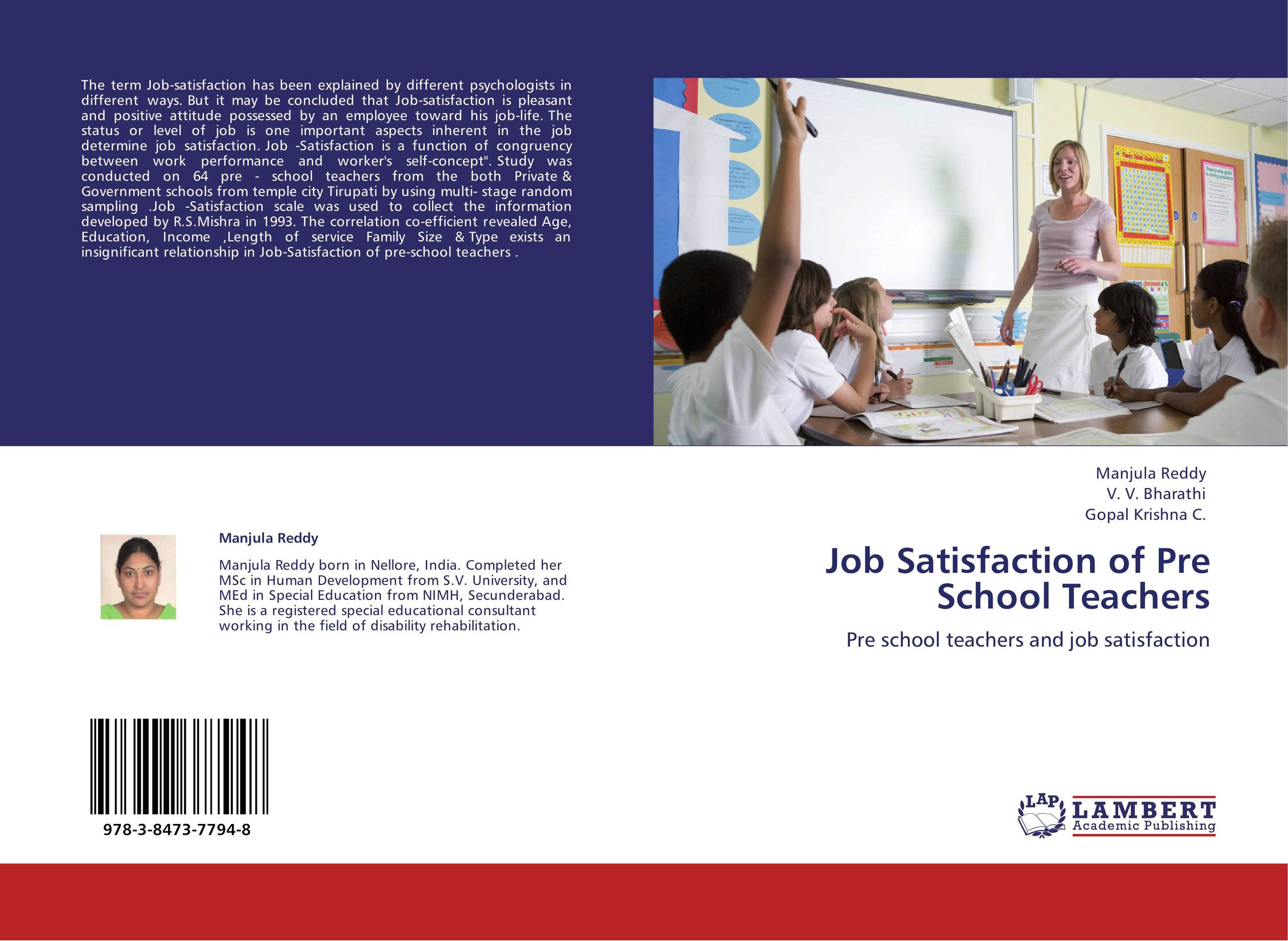 thesis on job satisfaction of school teachers Of school principal communication on teacher job satisfaction, hereby, solemnly declare that this thesis is my own original research work that has been done and prepared by me under the supervision of dr mohamed alhosani, in the college of.