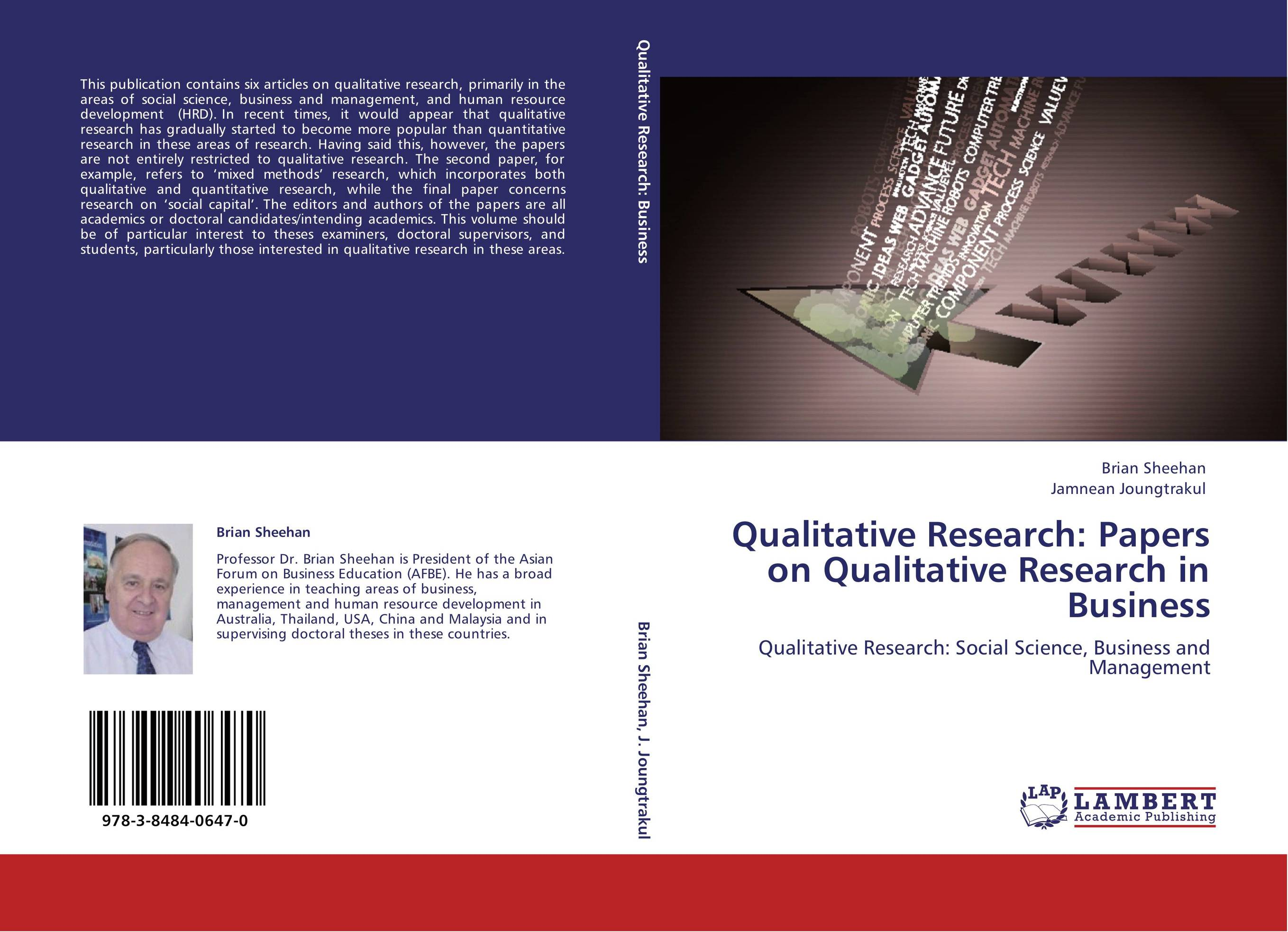 quantitative qualitative research papers The terms qualitative and quantitative apply to two types of perspective reasoning  most research papers will rely on both  quantitative research.