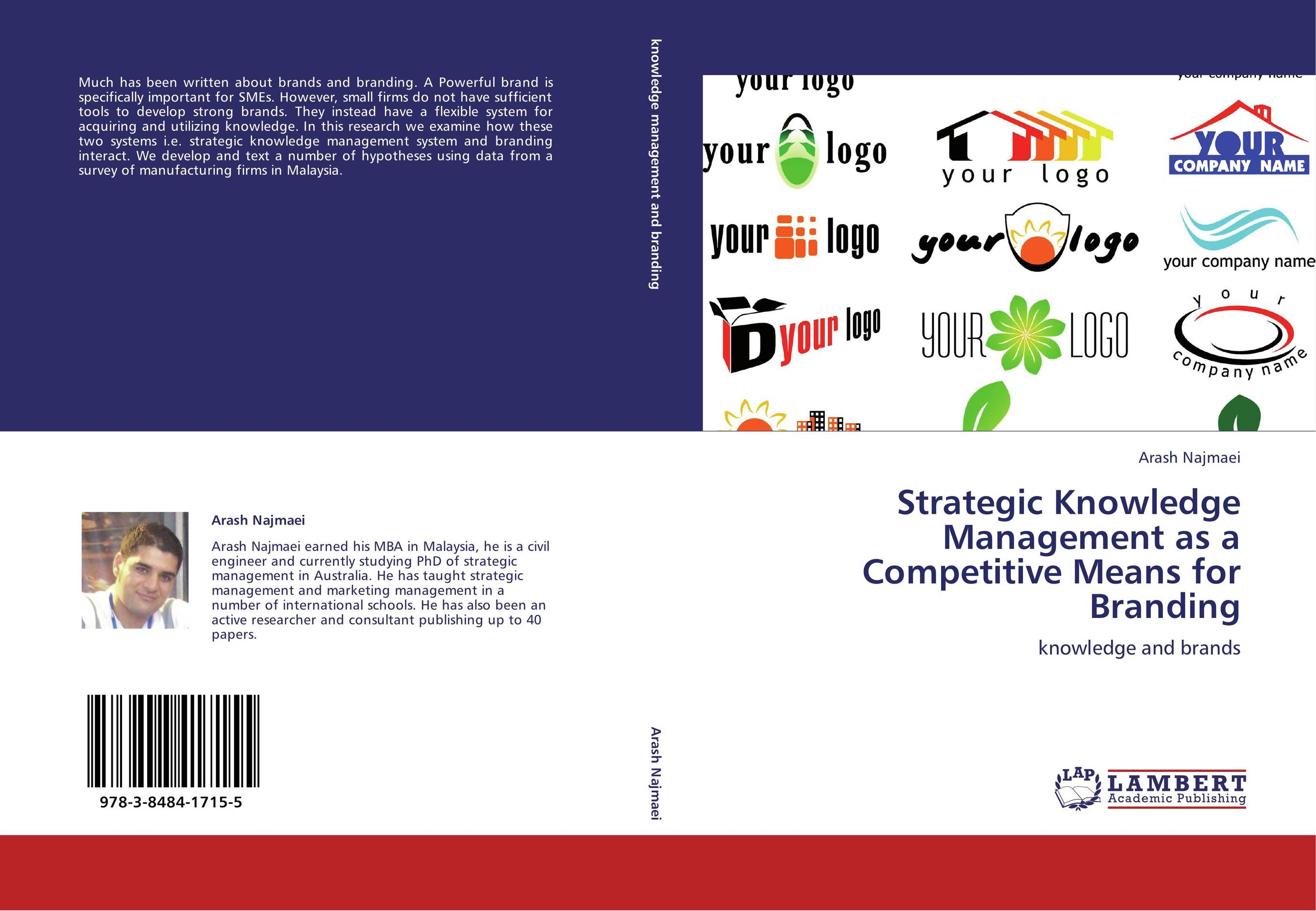 9783848417155 Strategic Knowledge Management as a Competitive Me for Branding