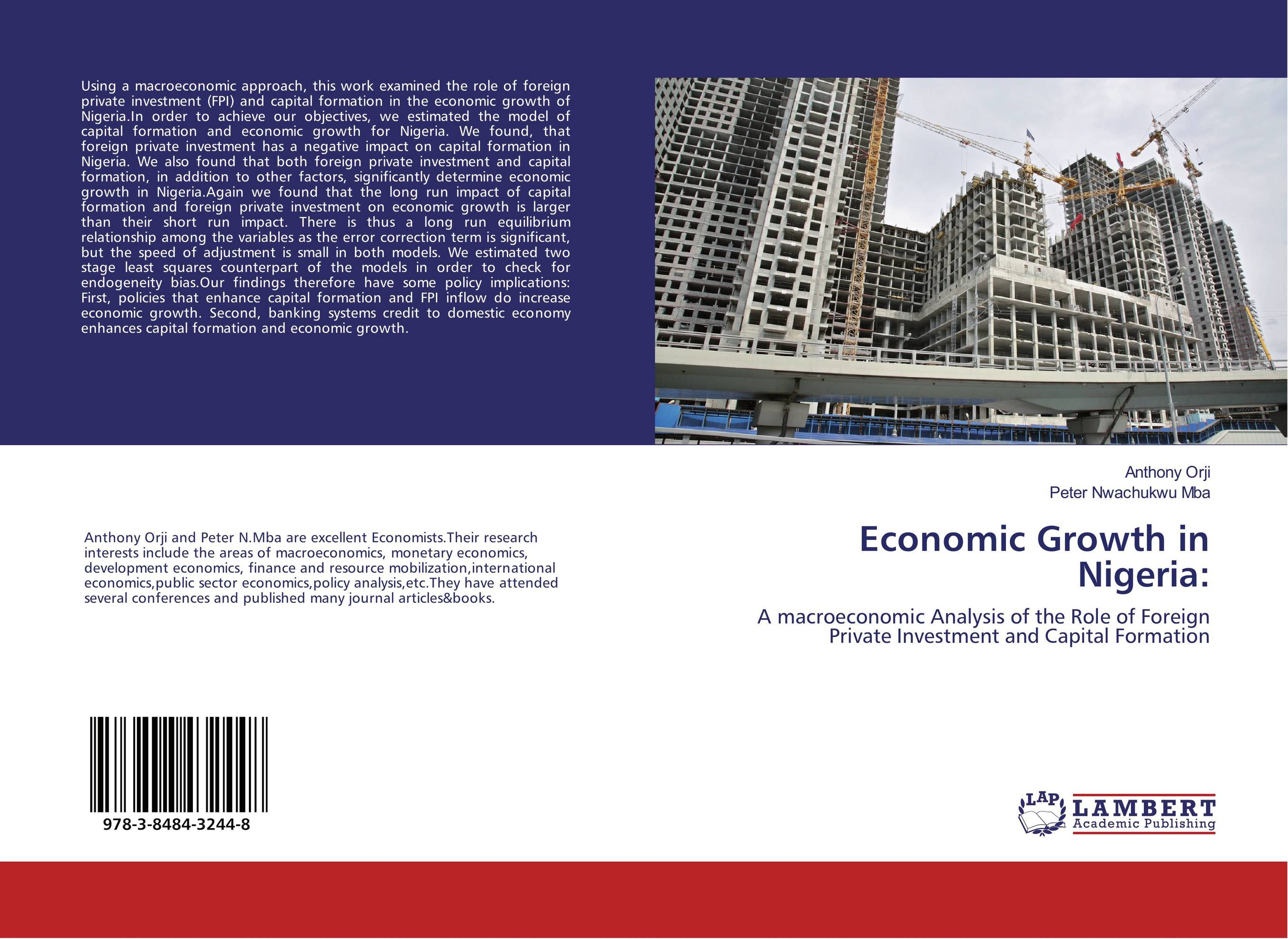 capital formation and economic growth Keywords: human capital economic growth enrollment index pakistan i introduction in an underdeveloped country like pakistan, a huge proportion of population is to examine the relationship between human capital formation and economic growth, the above specified model has been.