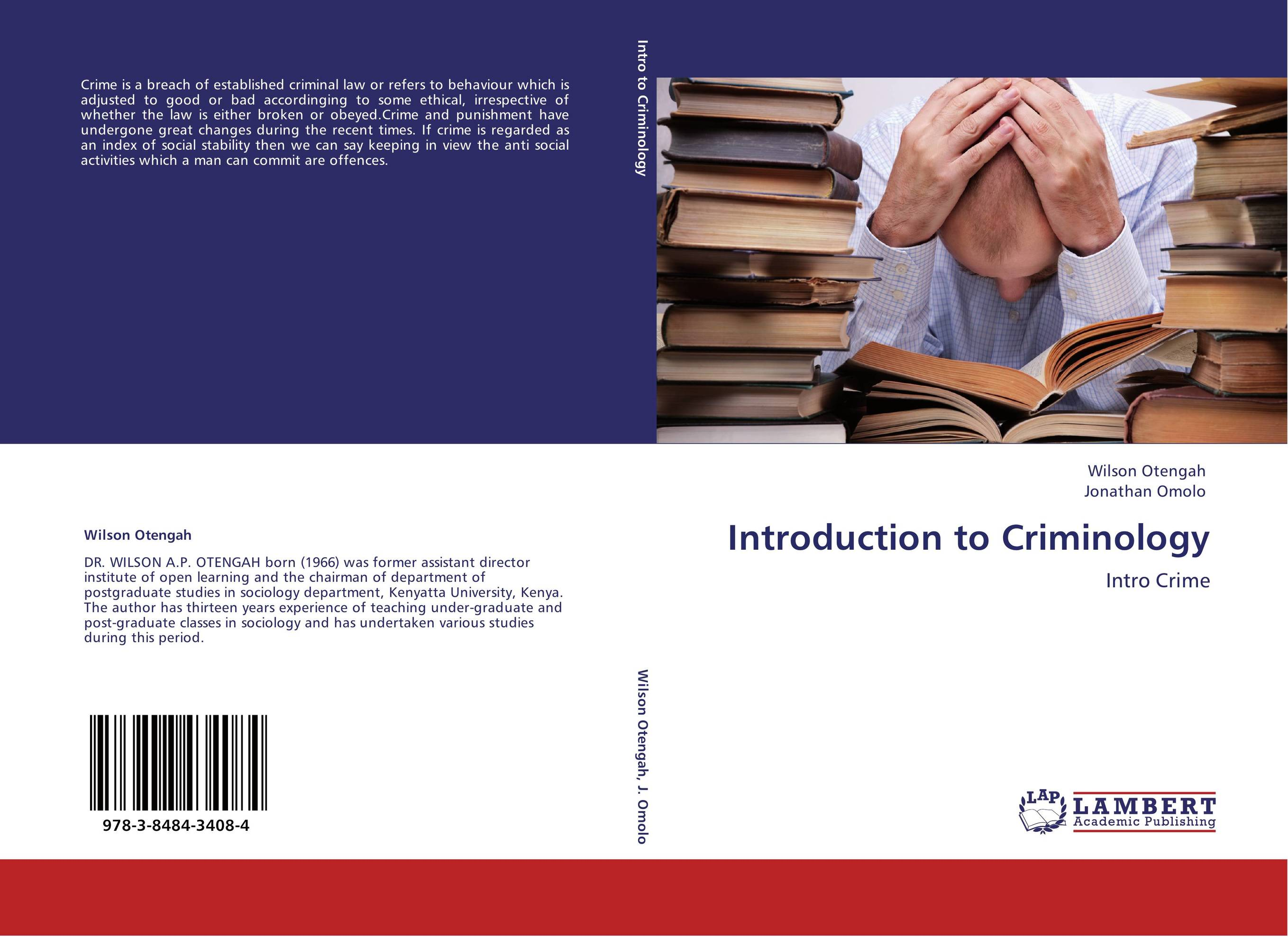 introduction to criminal behavior Generally speaking, criminal profiling involves making inferences about the physical, habitual, emotional, psychological and even vocational characteristics of criminals however, there are many different methods of criminal profiling, and all vary with respect to the soundness of underlying theory.