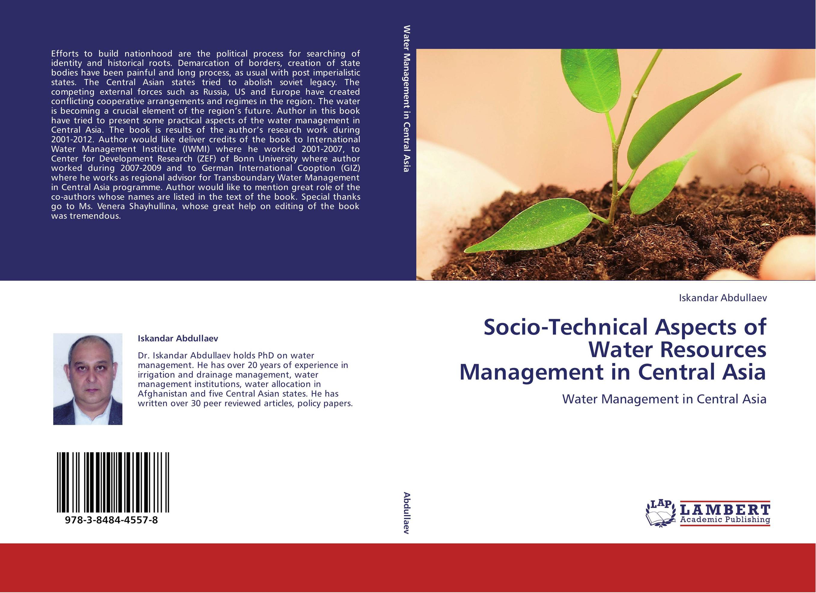 research papers on water resources management The management of water resources needs to focus on both supply and demand aspects investments in dams, reservoirs, wells, pumps and canals have in the past provided adequate access to fresh water supplies.
