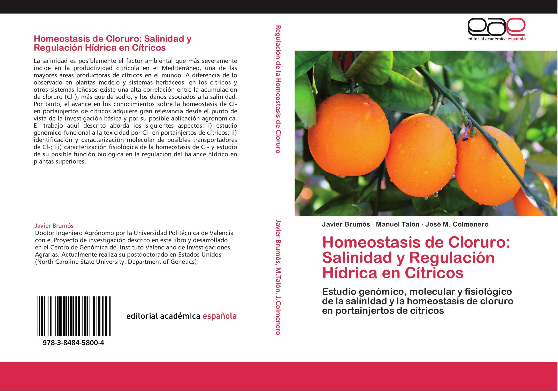 Homeostasis de Cloruro: Salinidad y Regulación Hídrica en Cítricos ...