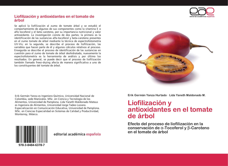 Liofilización y antioxidantes en el tomate de árbol :: Librería ...