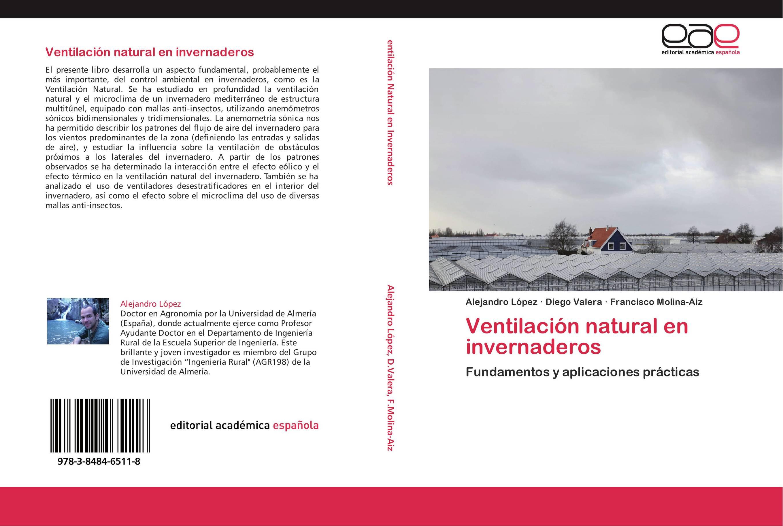 Ventilación natural en invernaderos