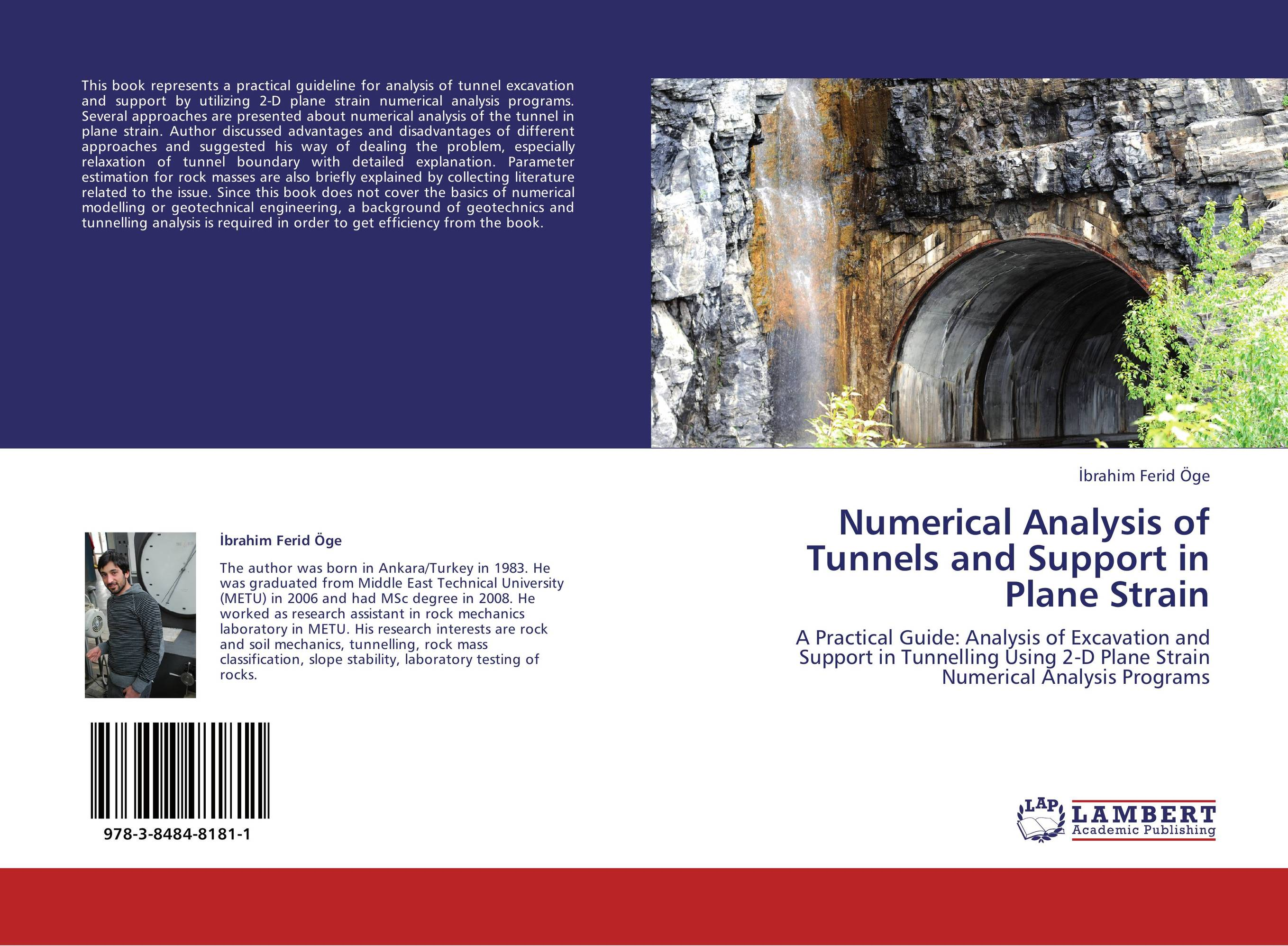 geotechnical research paper for tunnelling Research paper performance of strip footing on sandy soil due to tunneling shariswaran1, kpremalatha2, kraja3 address for correspondence.