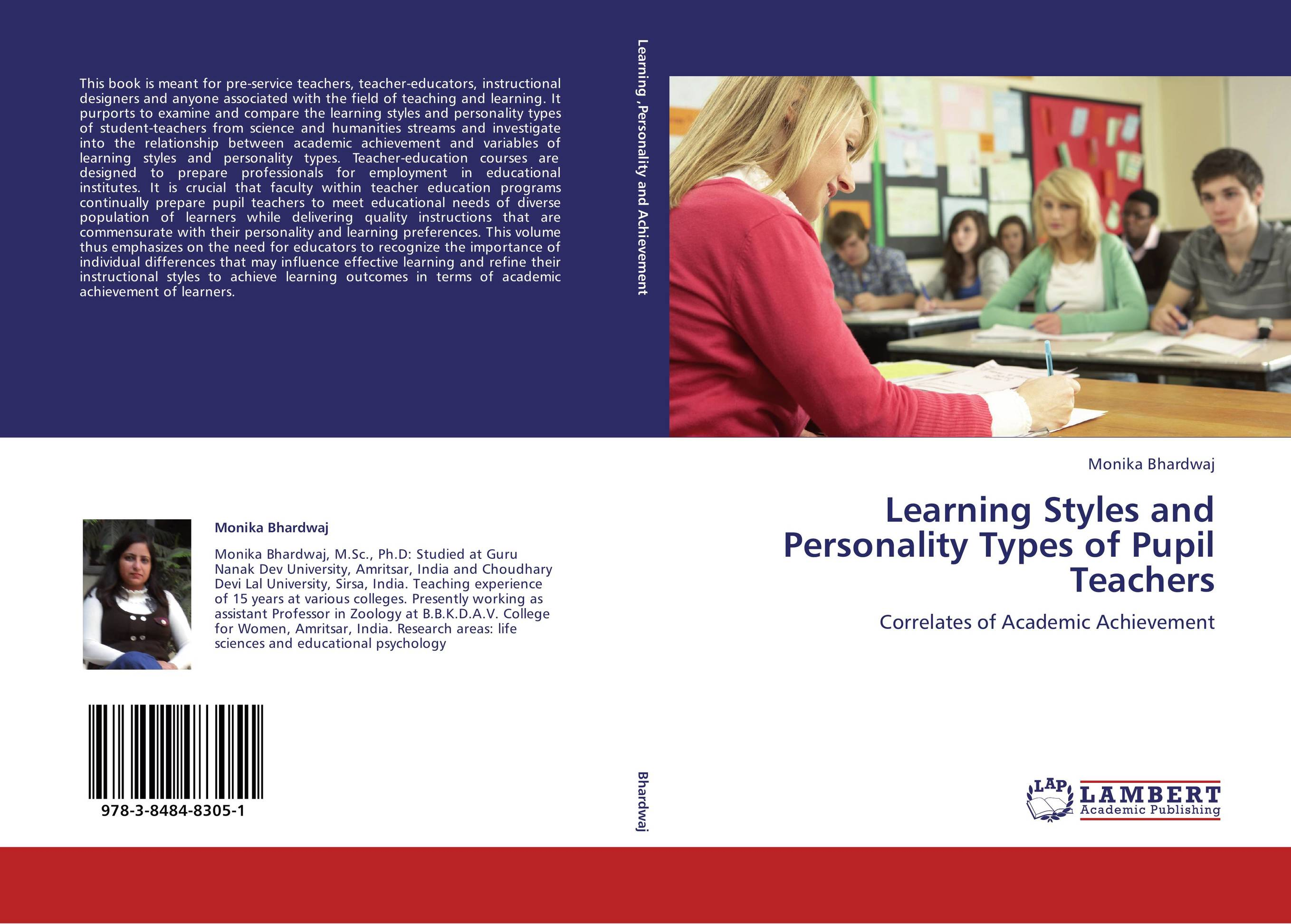 the personality and academic achievement The relationships between personality traits and students' academic achievement soraya hakimi ª,elaheh hejaziª, masoud gholamali lavasan this research aims at studying the relationships.