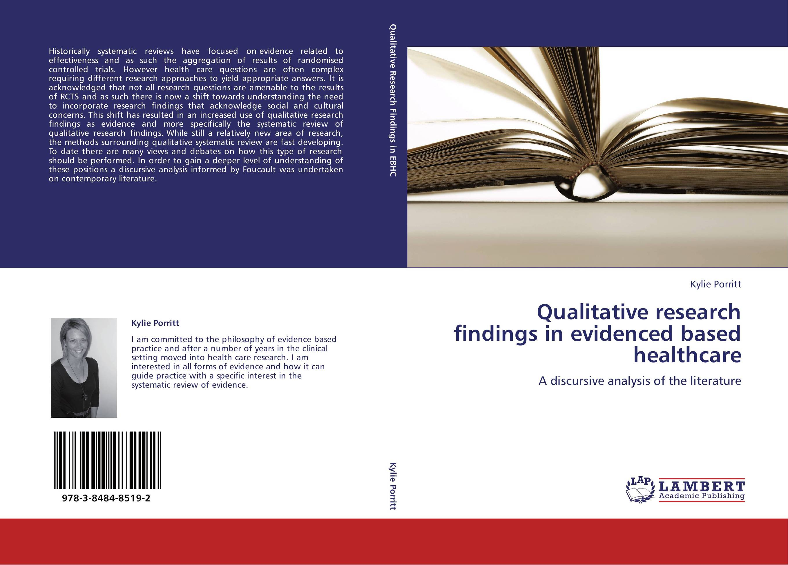 a review of the research literature on evidence-based healthcare design To undertake a literature review at some point, either as part of a course of study, as a key step in the research process, or as part of clinical practice development or policy.