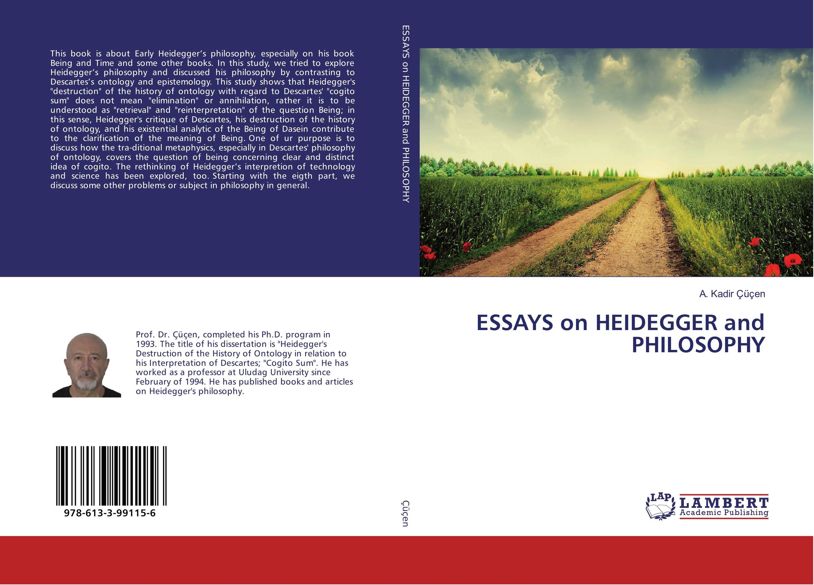 essays on heidegger and others Essays on heidegger and others philosophical papers no image available essays on heidegger and others philosophical papers rorty, richard.