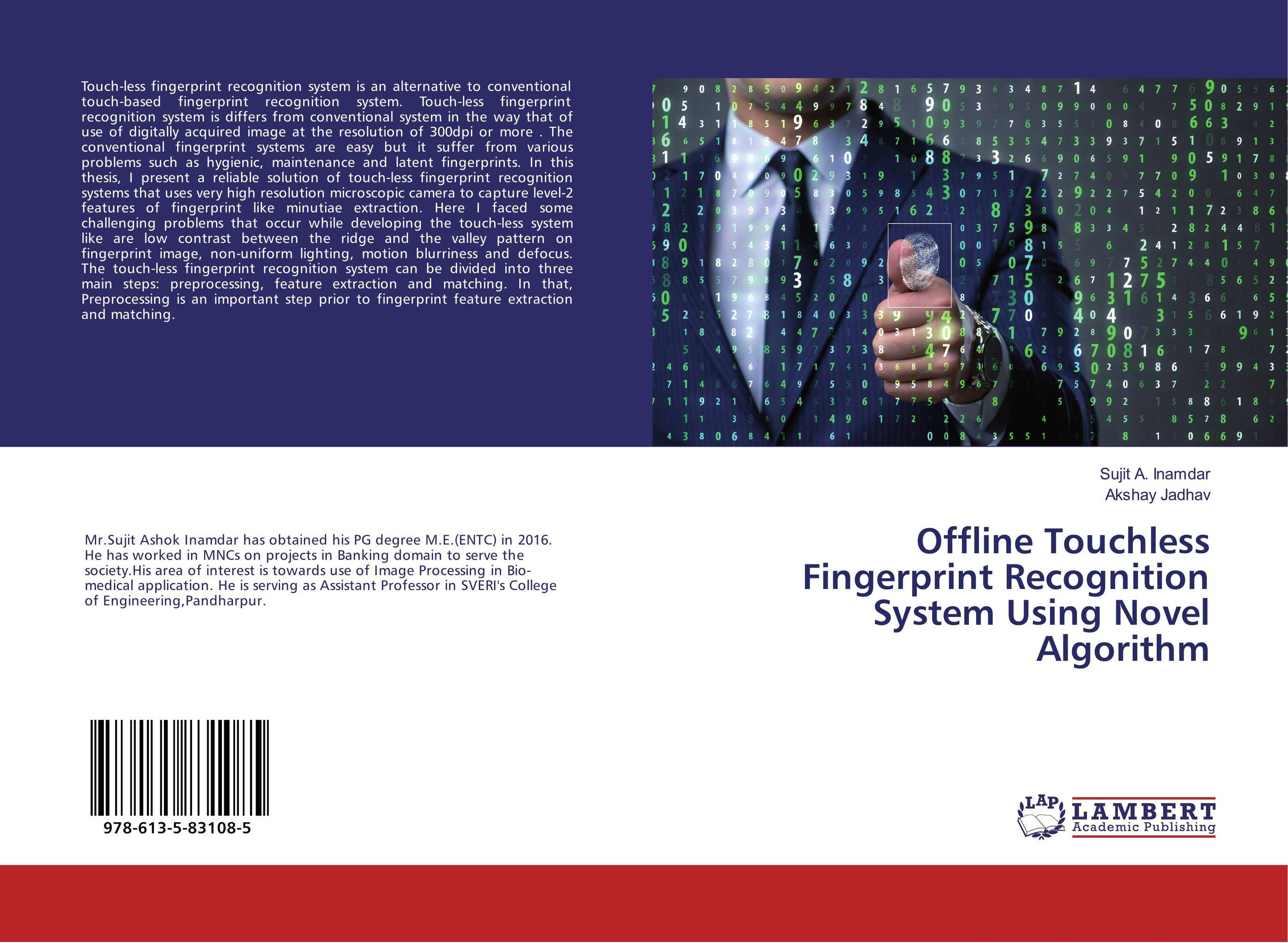 dtr using fingerprint recognition system thesis Literature survey on fingerprint recognition using level 3 feature extraction method the proposed system, using bandobject control, they build a.