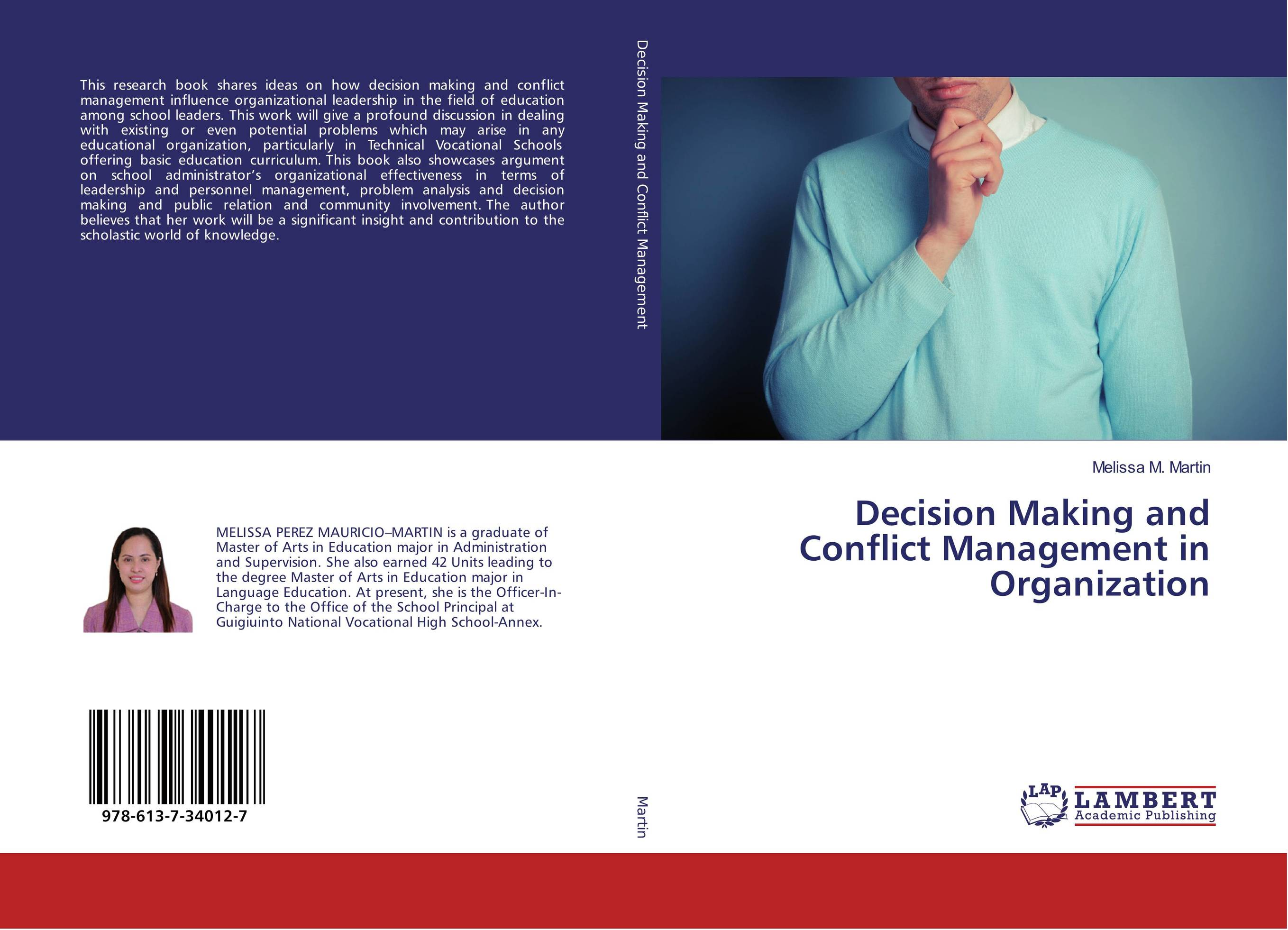 decision making in organisation In psychology, decision-making (also spelled decision making and decisionmaking) is regarded as the cognitive process resulting in the selection of a belief or a course of action among several alternative possibilities.