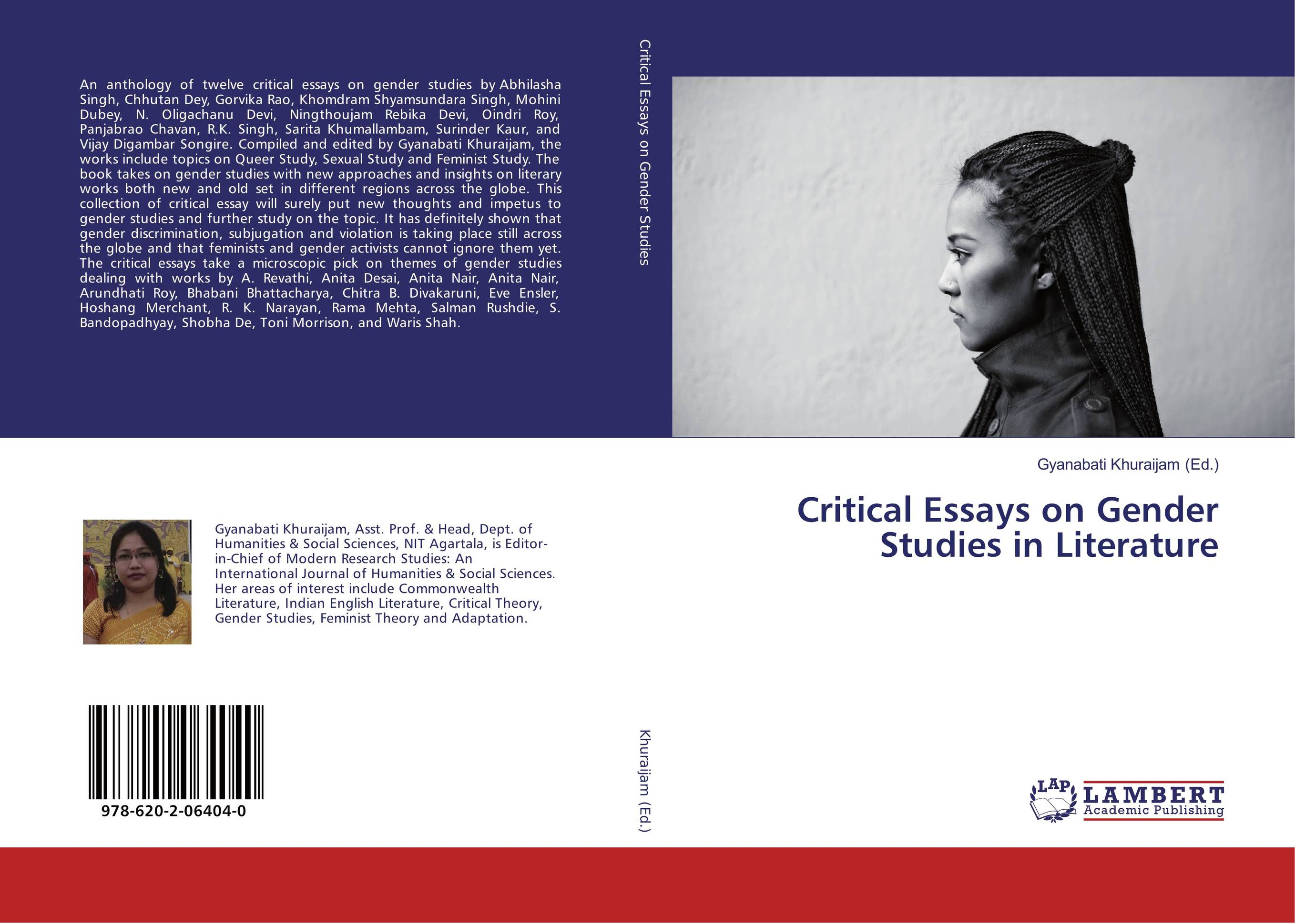an essay on gender studies Gender studies coversheet course code 2011) this essay will show the ways that research on gender and media in africa would benefit from the nexus between academic scholarship and civil society in terms of contributing to a more equitable development agenda in africa (gadzekpo.