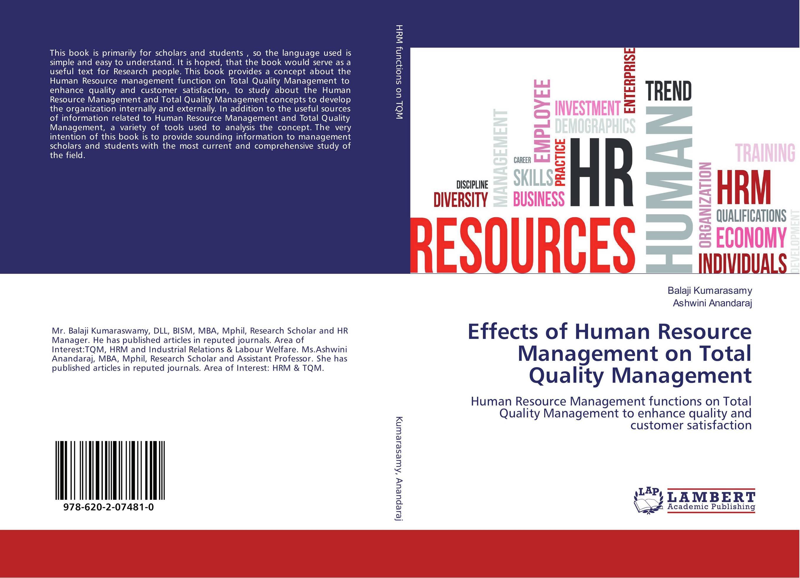 tqm hrm Total quality management (tqm) is a management approach that originated in the 1950s and has steadily become more popular since the early 1980s total quality is a description of the culture, attitude and organization of a company that strives to provide customers with products and services that.