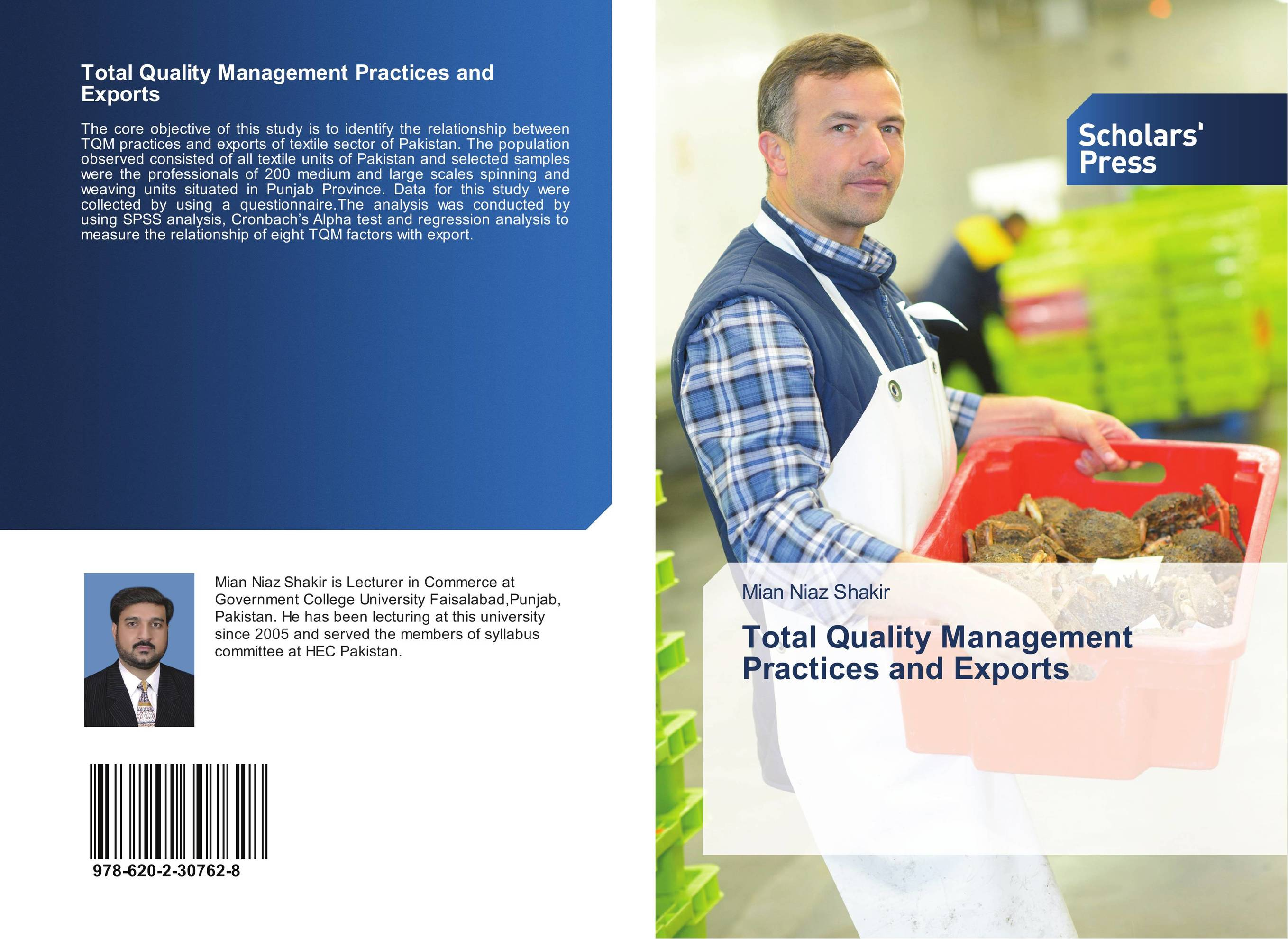 total quality mgmt A video presentation on the quality management concept of total quality management.